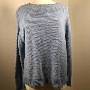 Lauren Ralph Lauren Jeans Co. Womens Sweater Metal
